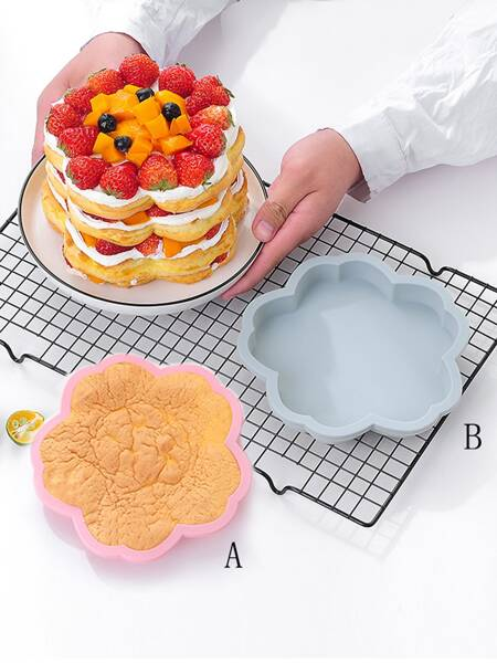 1pc 6 Inch Cake Mould