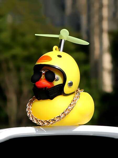 Rubber Ducky Car Decoration