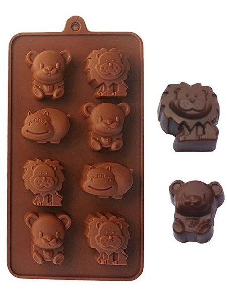 Cartoon Design Chocolate Mold