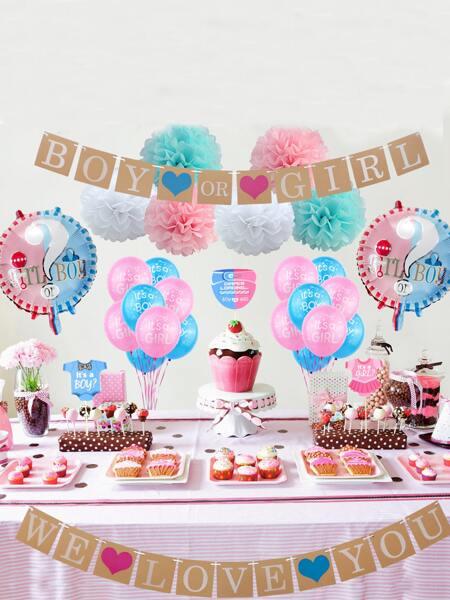 60pcs 1 Set Decoration Balloon