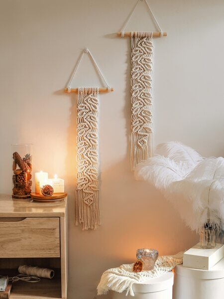 1pc Woven Wall Hanging Decoration