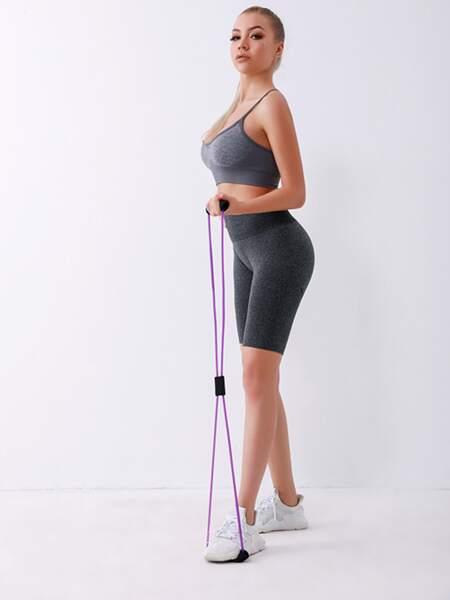 1pc Multi-function Yoga Stretching Strap