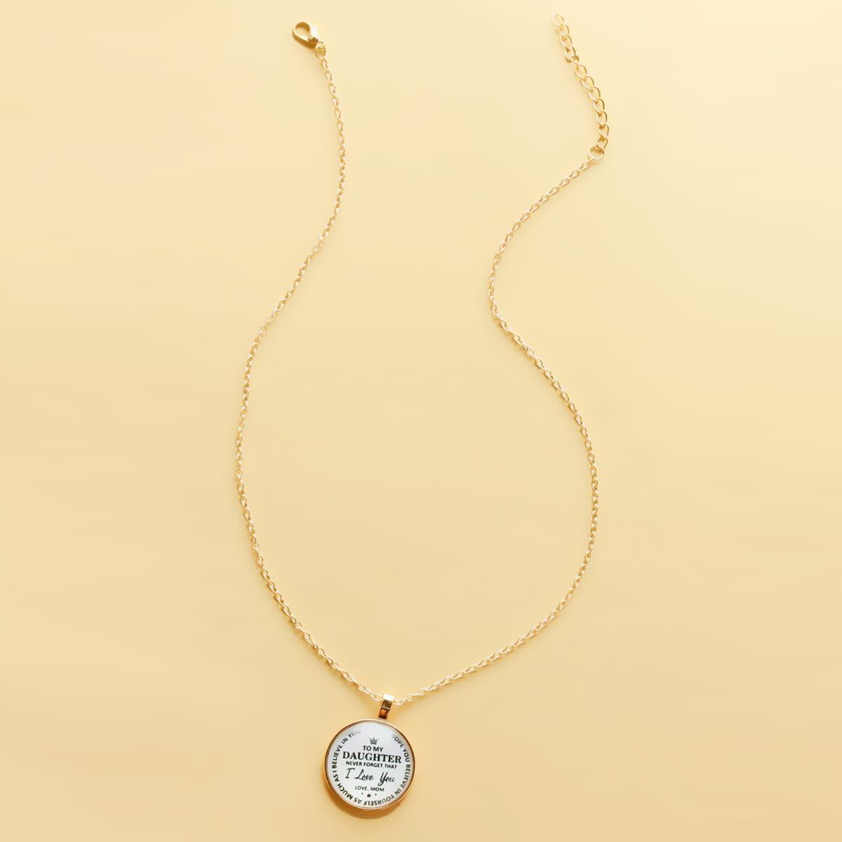 Ожерелье для девочек фото