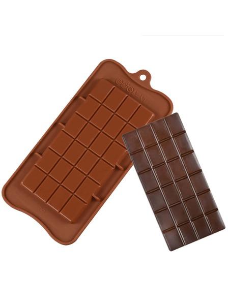 1pc Silicone Chocolate Mold