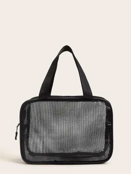 1pc Portable Makeup Bag