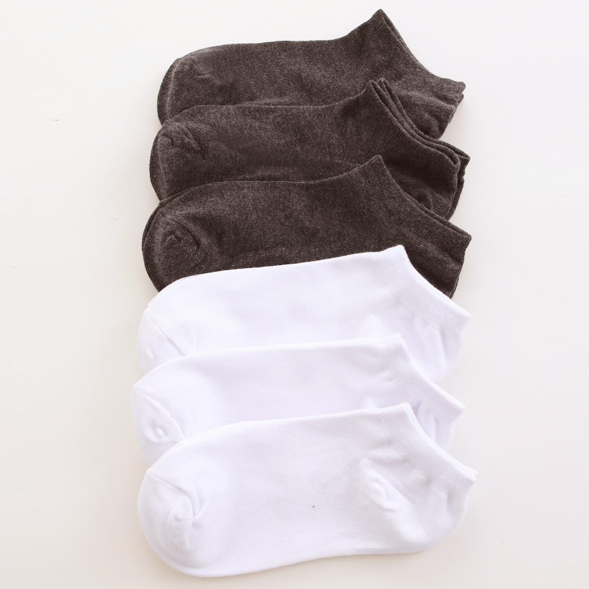Простые носки 6 пар фото