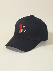 Embroider | Baseball | Cap | Kid