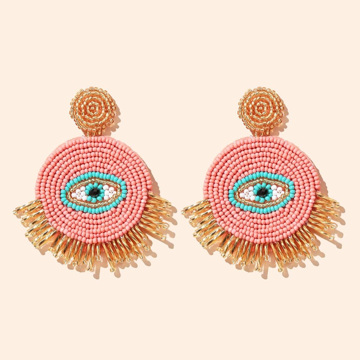 SHEIN / Ohringe mit Perlen