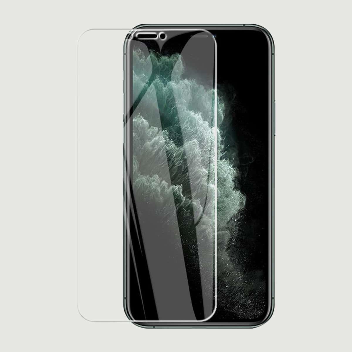 1шт Защитная пленка для экрана iPhone из закаленного стекла фото