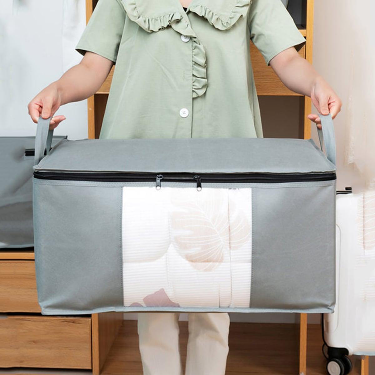 Сумка для хранения одеяла фото