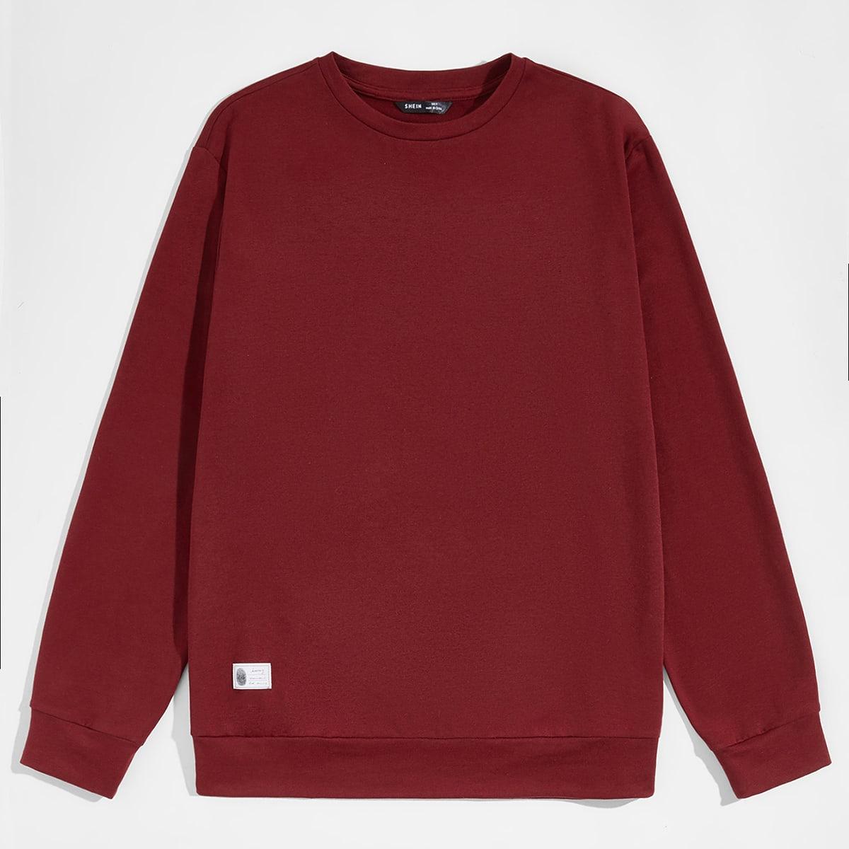 Мужской пуловер от SHEIN