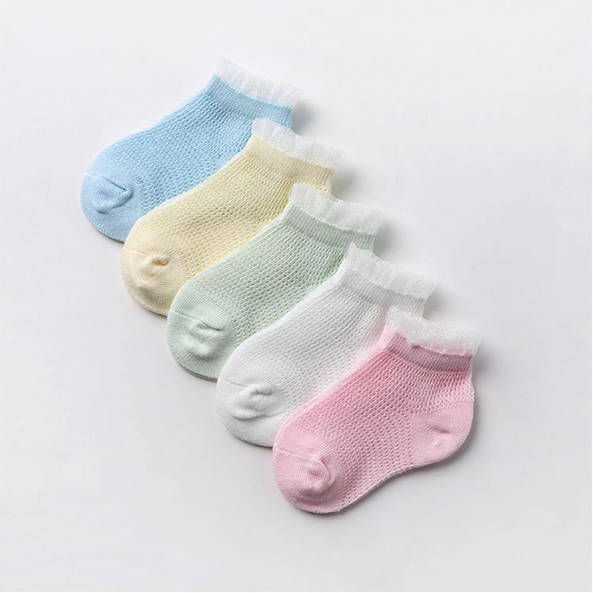 5 пар носки для девочек фото