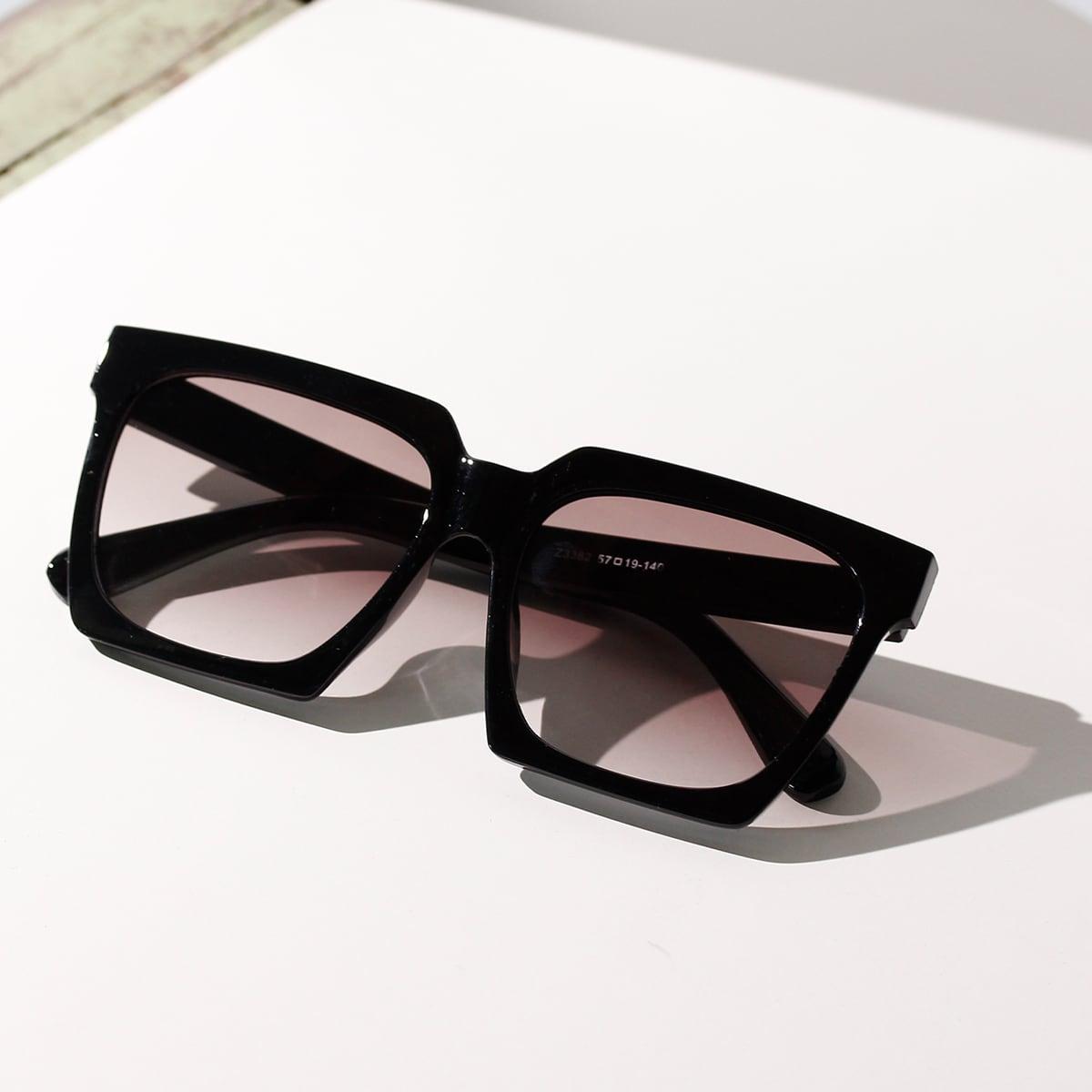 Большие квадратные солнцезащитные очки