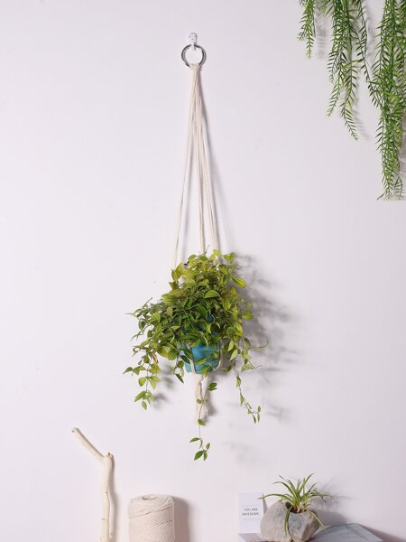 1pc Boho Macrame Plant Hanger