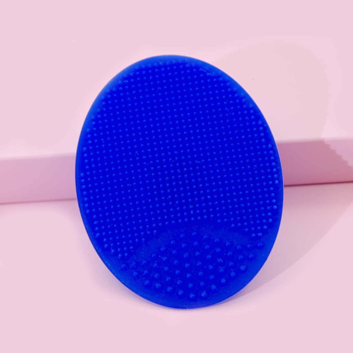 1шт силиконовая очищающая щетка