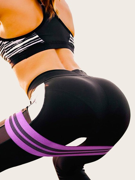 1pc Buttocks Workout Resistance Band
