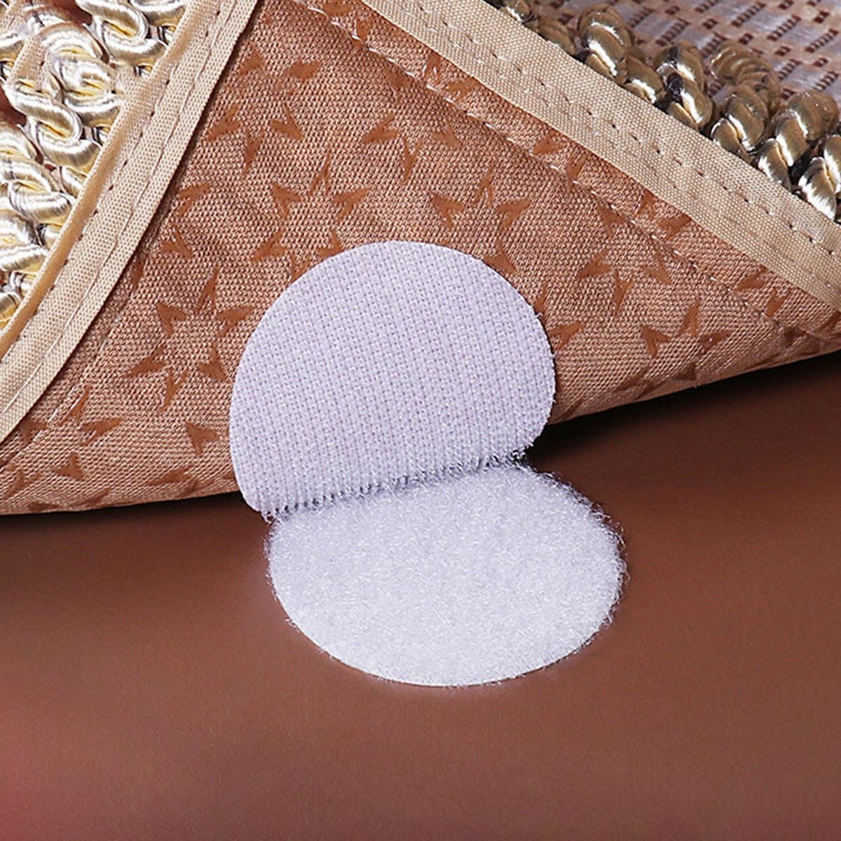 Нескользящая липучка для ковров 10шт