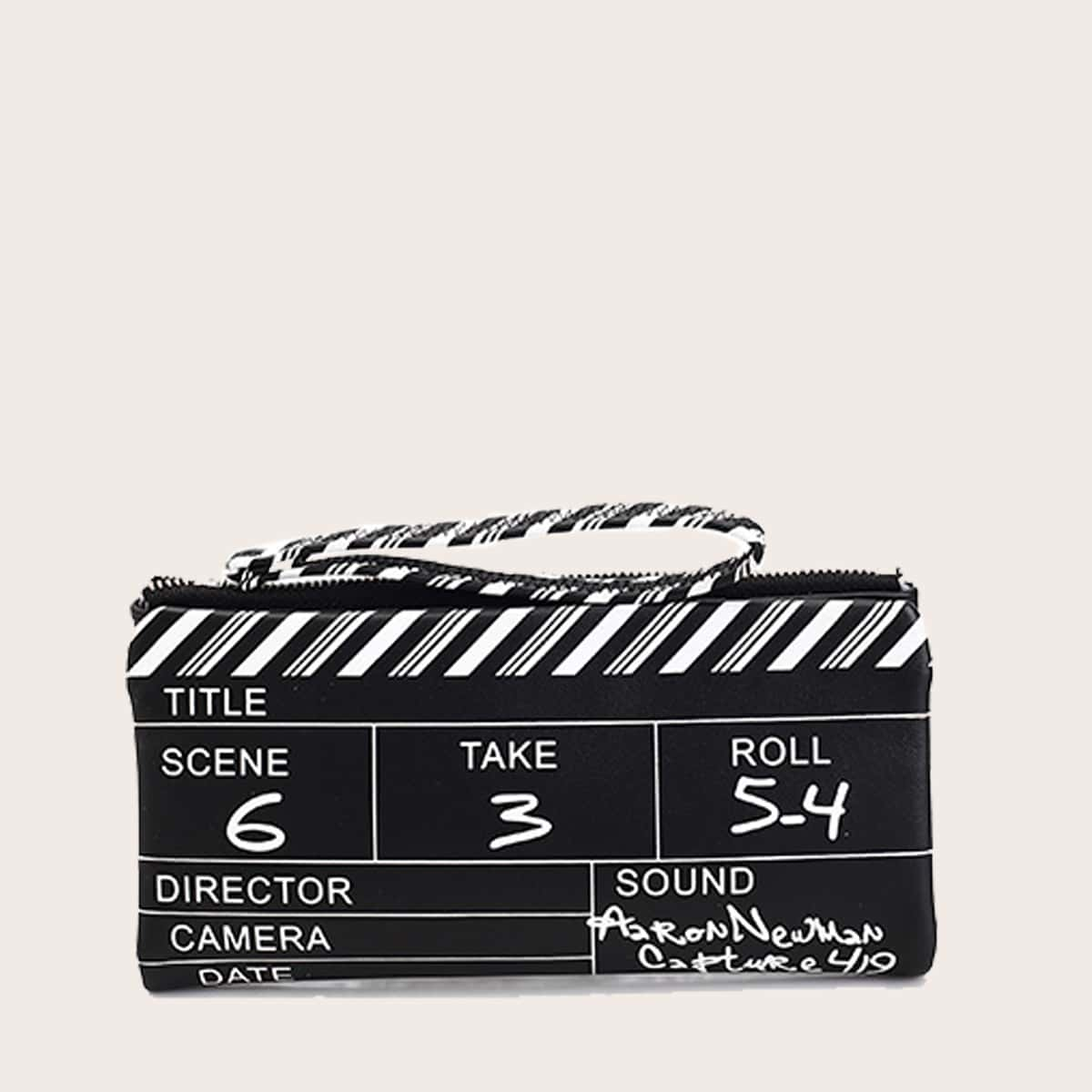 Clapperboard Design Purse (swbag18200709724) photo
