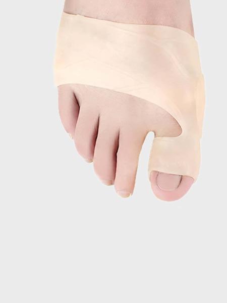 1pair Toe Separator Thumb Valgus Protector