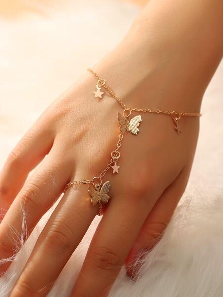 Star Butterfly Decor Bracelet