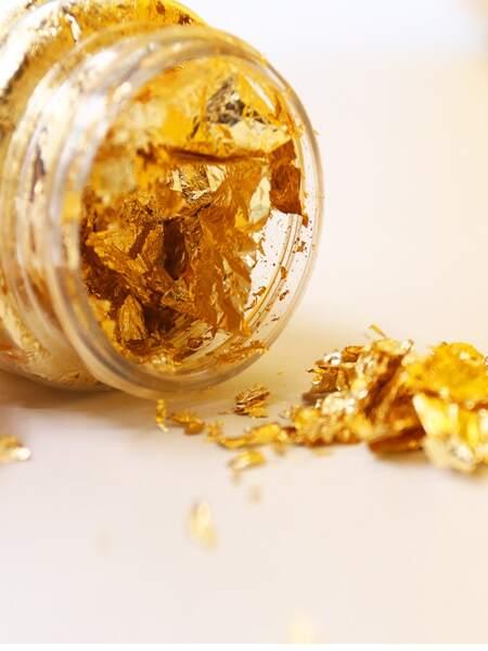 1pack Decorative Gold Foil