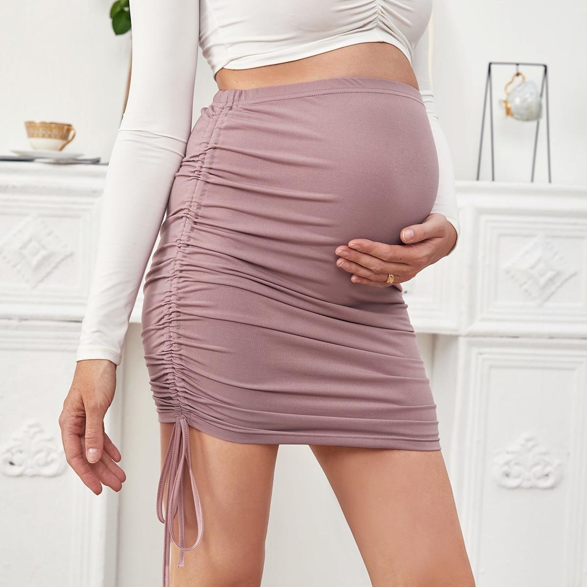 Юбка на кулиске для беременных