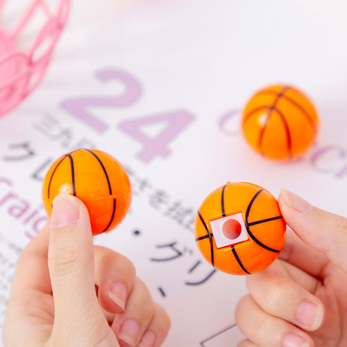 Точилка в форме баскетбола 1шт