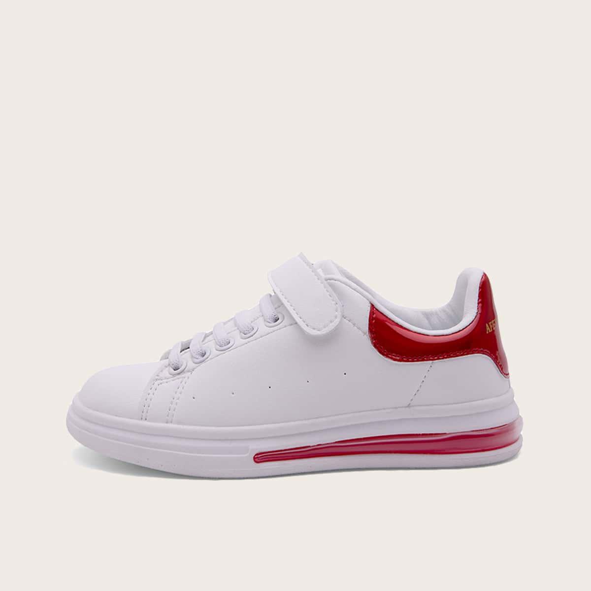 Туфли на липучке для девочек от SHEIN