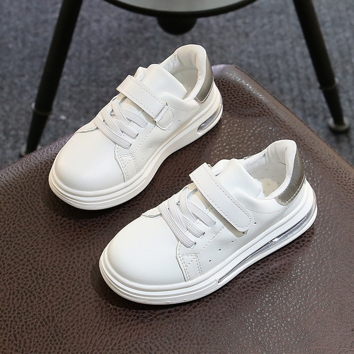 Туфли на шнурках для девочек от SHEIN