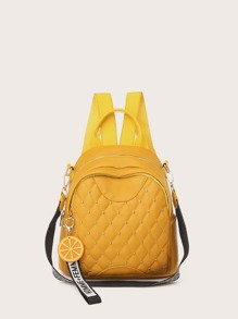 Backpack | Studded | Decor | Stud | Top