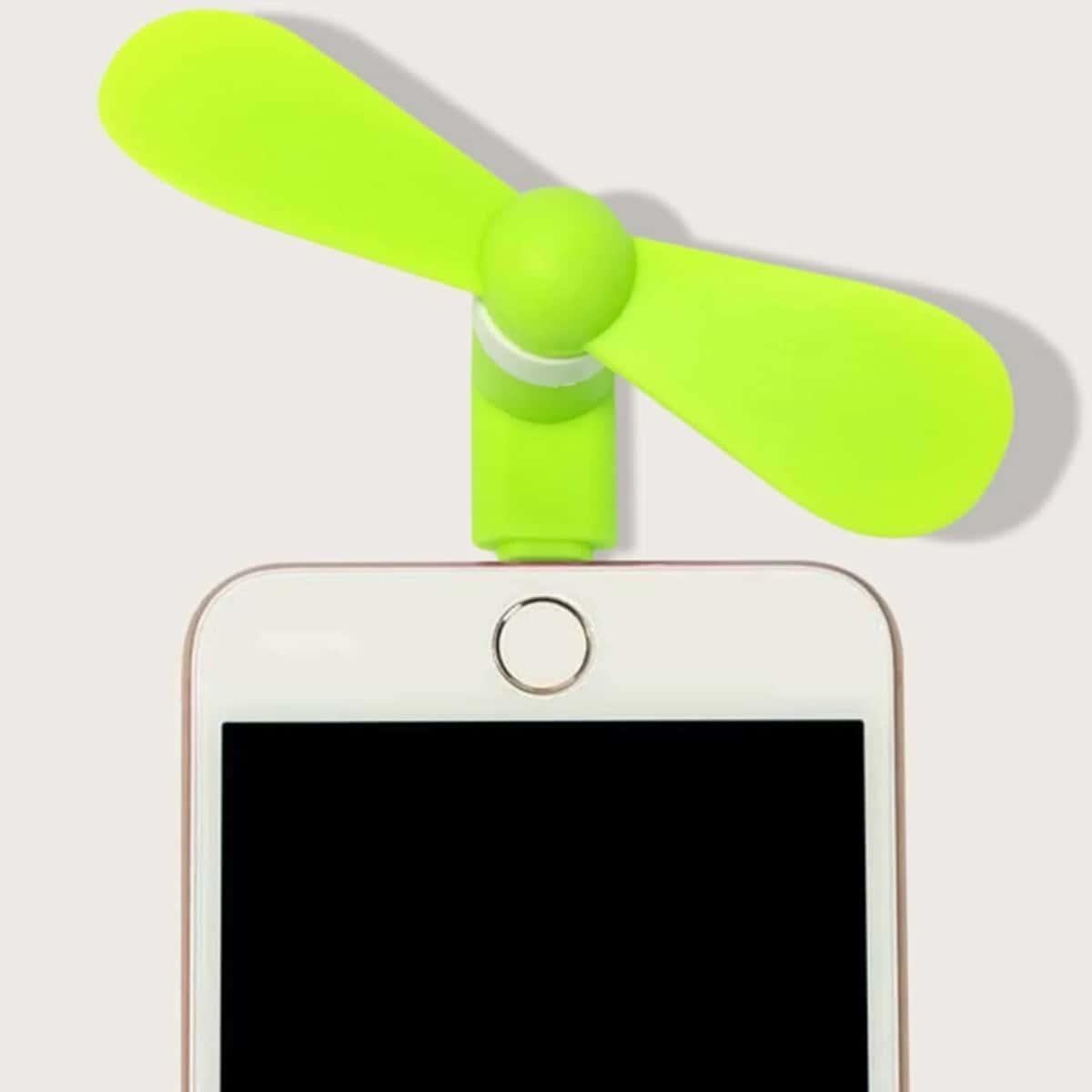 Мини вентилятор для iPhone 1шт