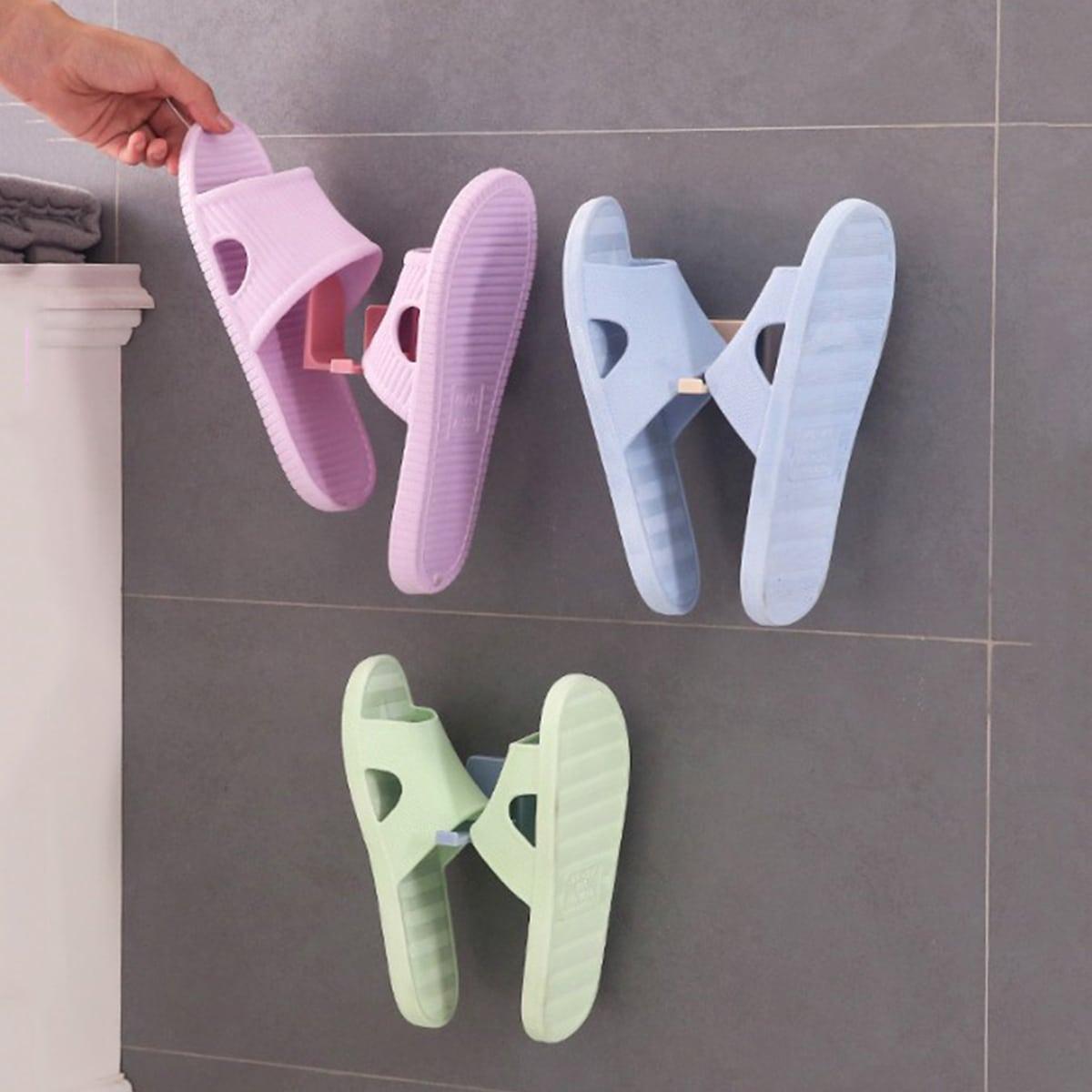 1шт Настенный случайный шкаф для хранения обуви