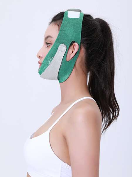 Two Tone Face Slimming Bandage