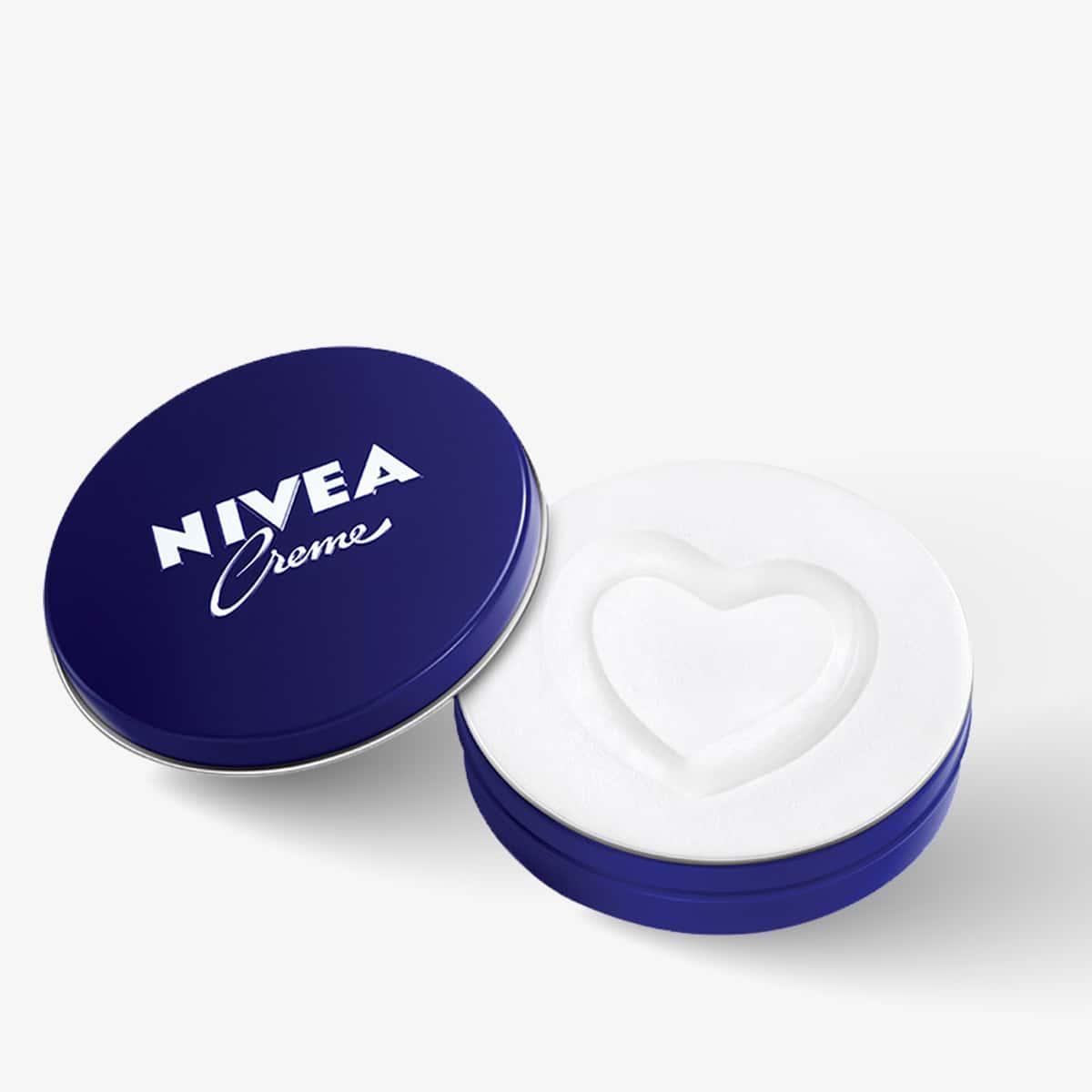 NIVEA crema hidratante intensa para calmar la piel