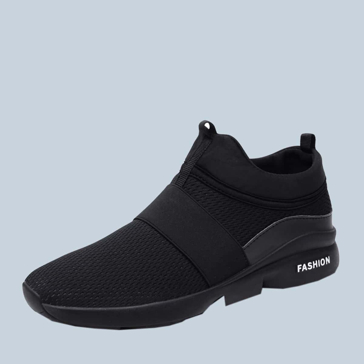 SHEIN / Zapatos deportivos para hombre Liso