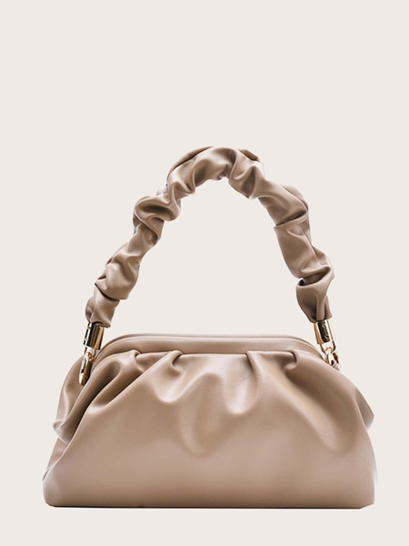Minimalist Ruched Bag