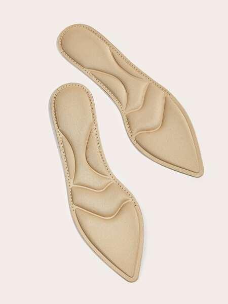 1pair Breathable EVA Foam High Heel Insole