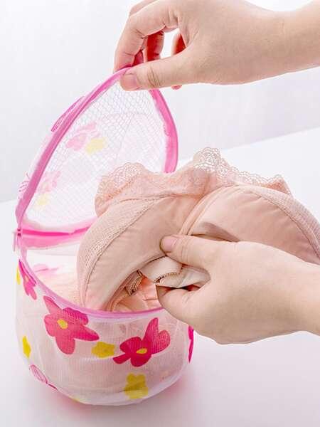 1pc Foldable Random Laundry Bag
