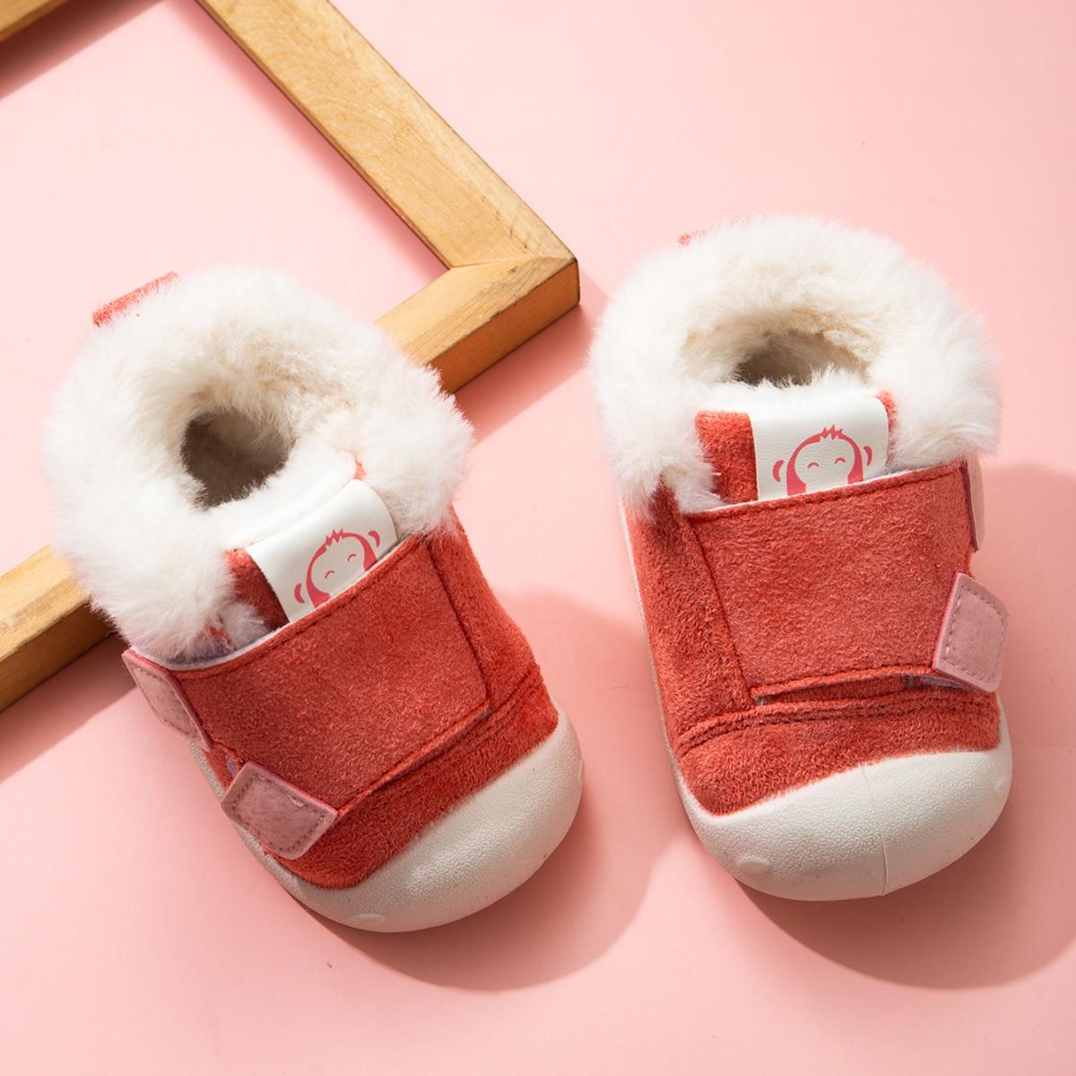 shein Sneakers met voering voor babymeisjes