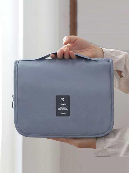 1pc Portable Travel Toiletries Bag
