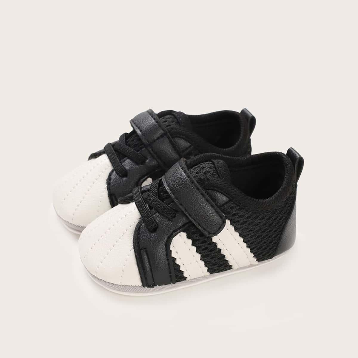 shein Kleurblok Baby sneaker Kant