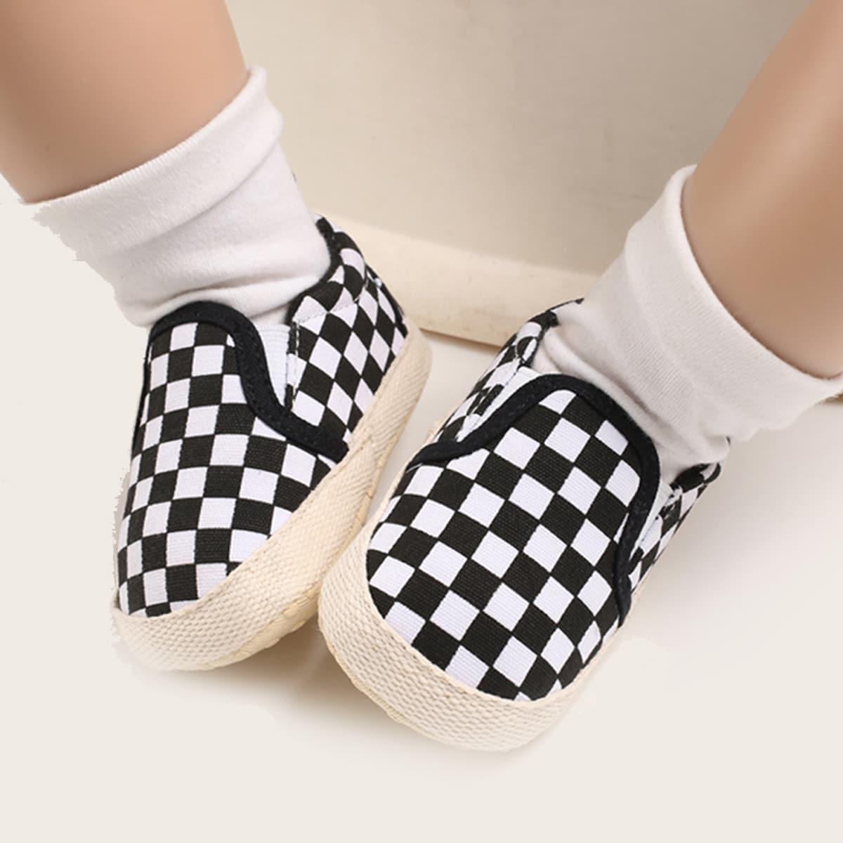 shein Gevlochten Baby platte schoentjes