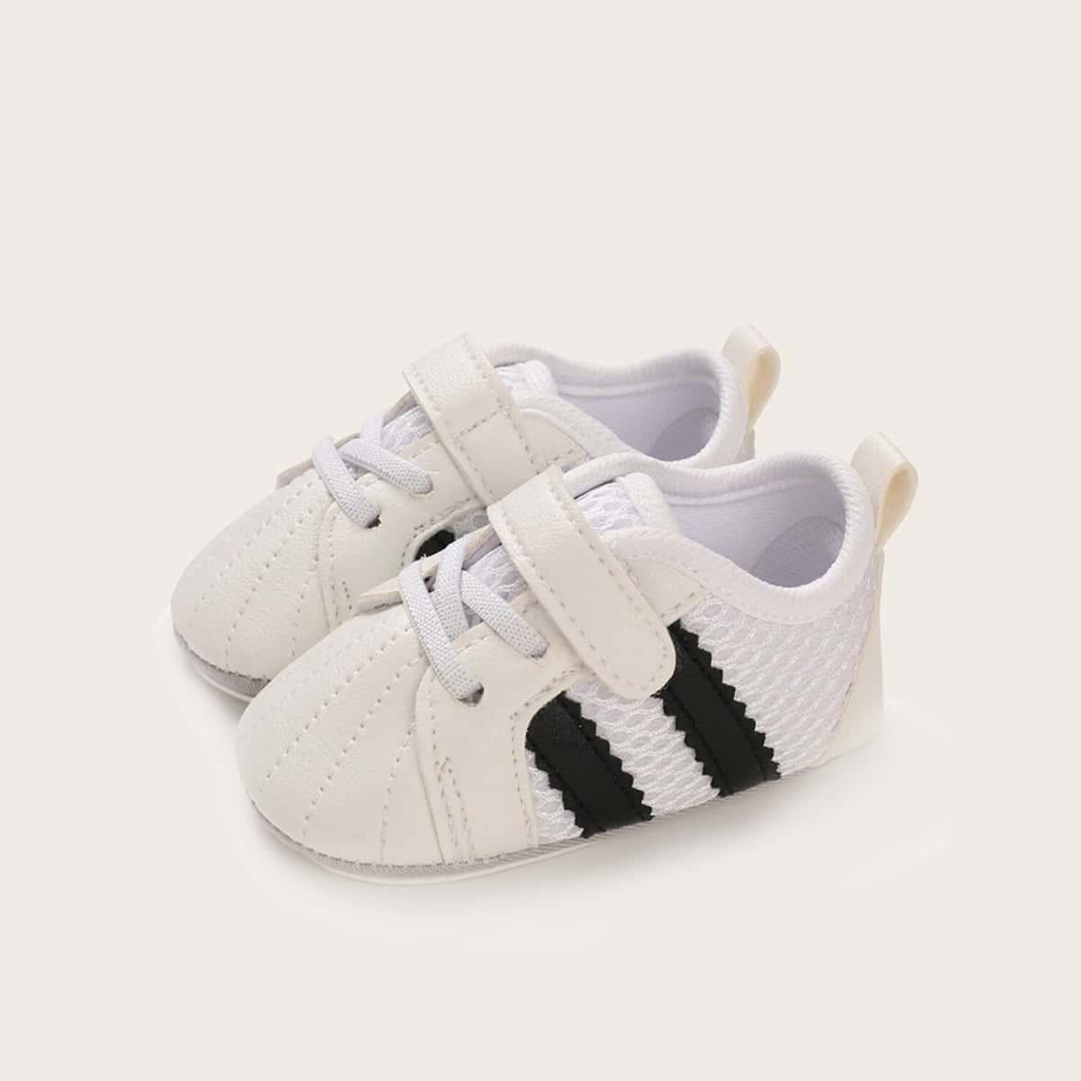 shein Gestreept Baby sneaker Kant
