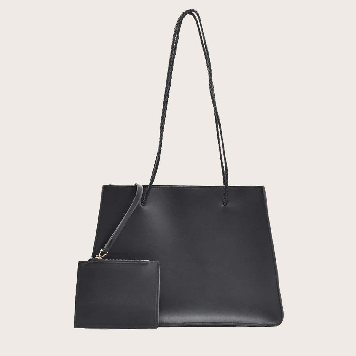 Minimalist Tote Bag With Purses (swbag18200915189) photo