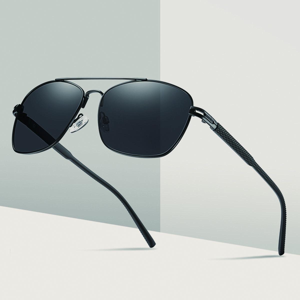 Мужские поляризованные солнцезащитные очки Top Bar
