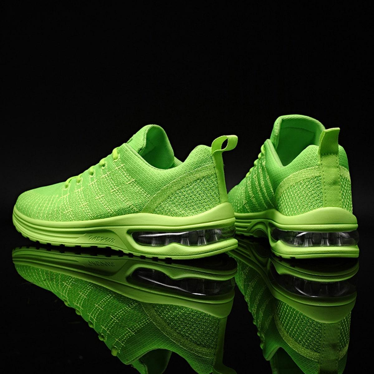 SHEIN / Zapatos deportivos para hombre Liso Lazada