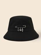 Moon Charm Bucket Hat