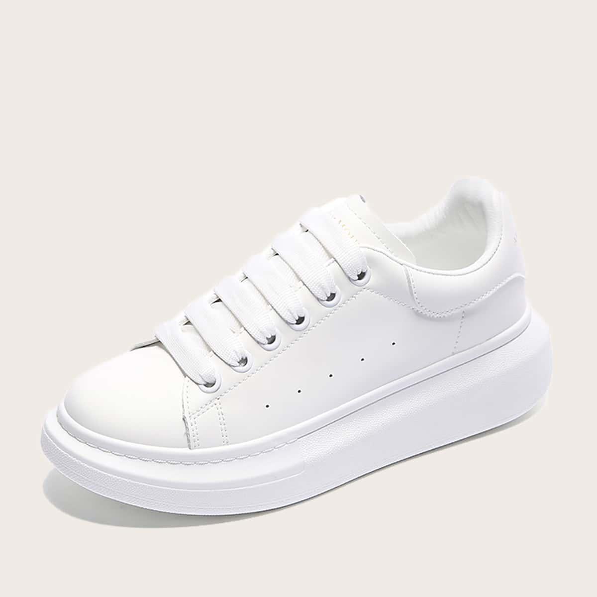 Туфли на шнурках от SHEIN