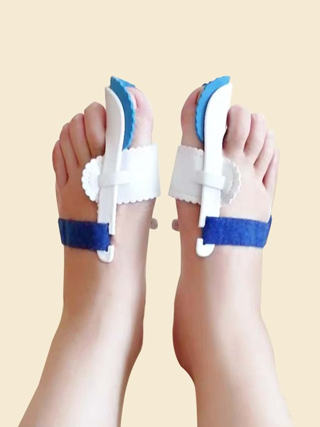 1pair Big Toe Corrector
