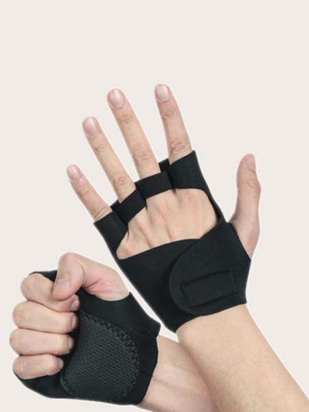 Outdoor Sports Non-slip Fingerless Gloves